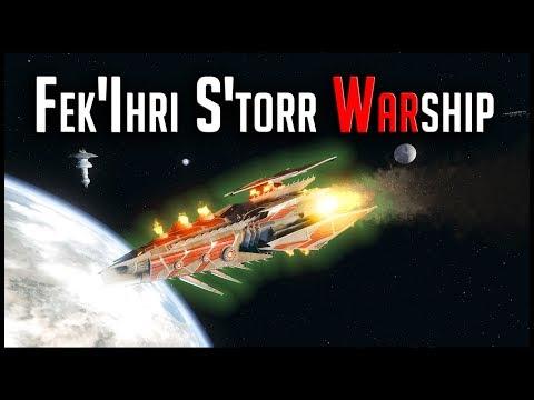 Fek'Ihri S'torr Warship [T6] review – Star Trek Online