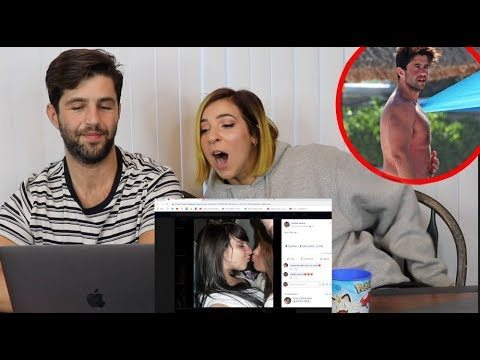 LOOKING AT OUR CRINGIEST OLD PHOTOS! ft GABBIE HANNA