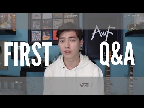 Q&A #1 - Andrew Foy