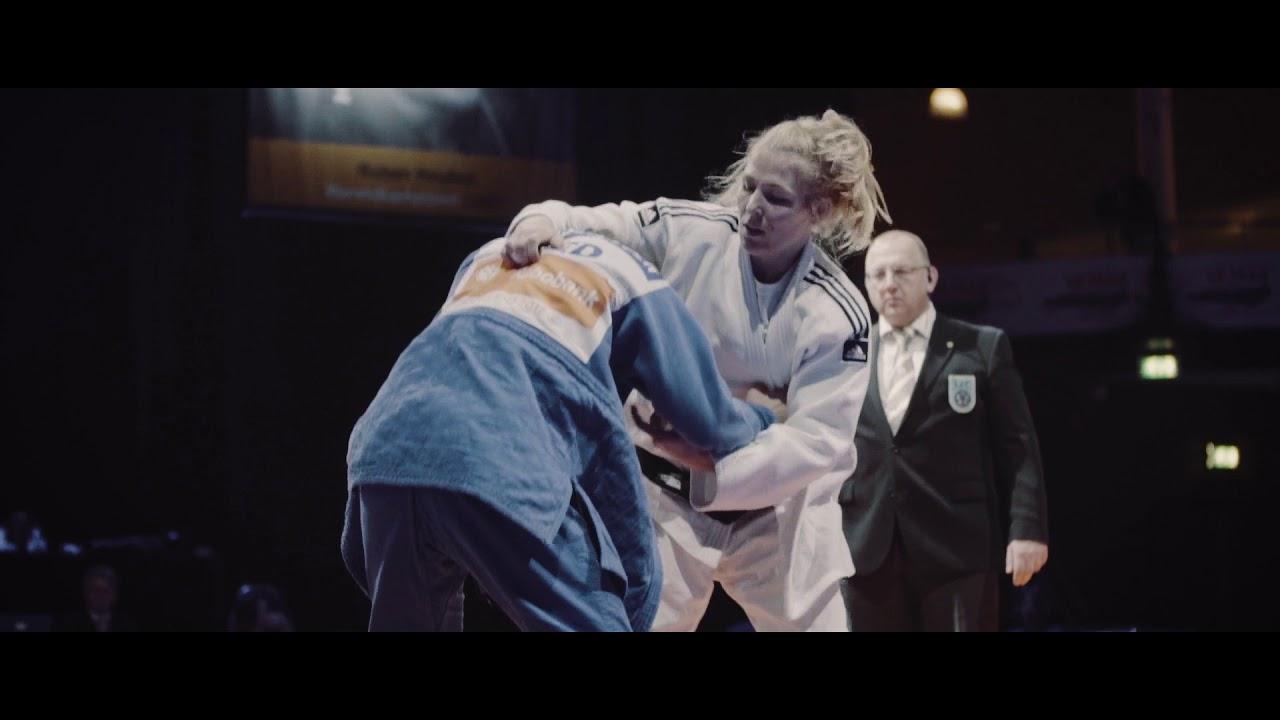 Dagje Nederlandse Kampioenschappen judo met Kim Polling.