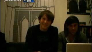 Alex Noyes talking about Kevin Jonas