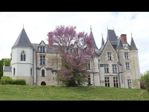 Chateau For Sale In France .Luxury Homes ! Unique Amazing Luxury Property !    YouTube