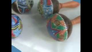 sales music instrument handcarved bali art handheld percussion instrument WholesaleSarong.com