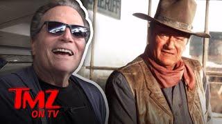We Talk Trump With John Wayne's Son | TMZ TV