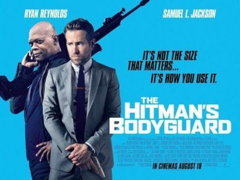 The Hitman's Bodyguard REVIEW!!!