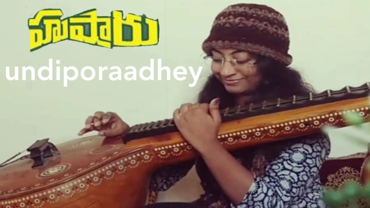Undiporaadhey song cover || by Surya Sahithi ||Hushaaru movie