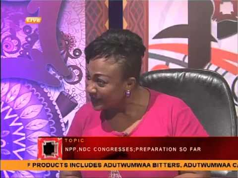 Current Health Threats in Ghana - Pampaso on Adom TV (14-10-14)
