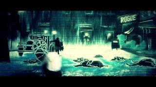 Shady Lane // Amazing Time Lapse Graffiti