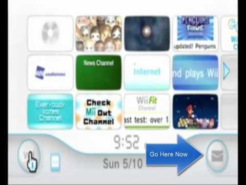 How to JailBreak your Nintendo Wii (4.3U,4.3E,4.3J,4.3K) - YouTube
