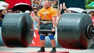أقوى رجل علي وجه الكوكب .. !!