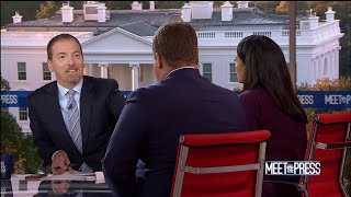 Full Panel: Is divide growing in America with acts of violence? | Meet The Press | NBC News