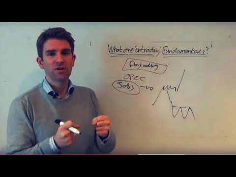 Should You Ignore Fundamentals when Day Trading? What Are Intraday Fundamentals? 😇