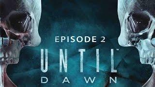 Until Dawn walkthrough - Episode 2