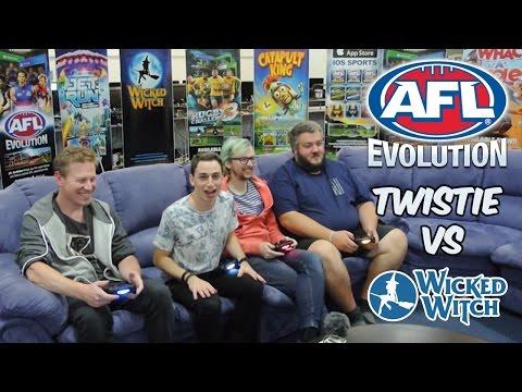 Twistie v Wicked Witch (AFL Evolution)