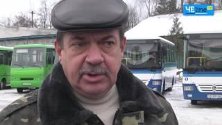 «Транспортный ребус»: в Чернигове закончили инспектировать перевозчиков