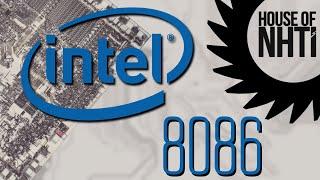 Внутри CPU: Intel 8086