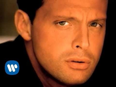 Luis Miguel - Amarte Es Un Placer (Official Music Video)