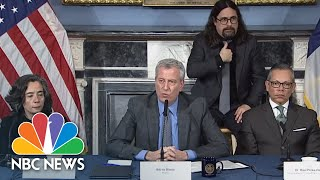 Coronavirus Livestream Coverage: News On The COVID-19 Outbreak | NBC News (Live Stream Recording)
