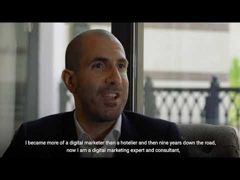 the alumni series - Omar Abu Omar