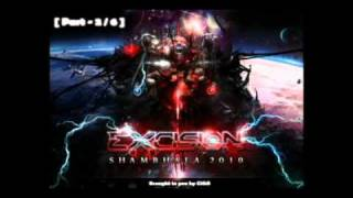 Excision - Shambhala ( 2010 Dubstep Mix ) [ part 2 /  6]