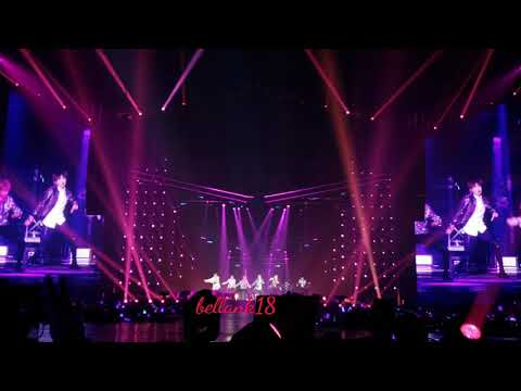 181006 (Airplane Pt. 2) BTS 'LOVE YOURSELF TOUR CITIFIELD' NY