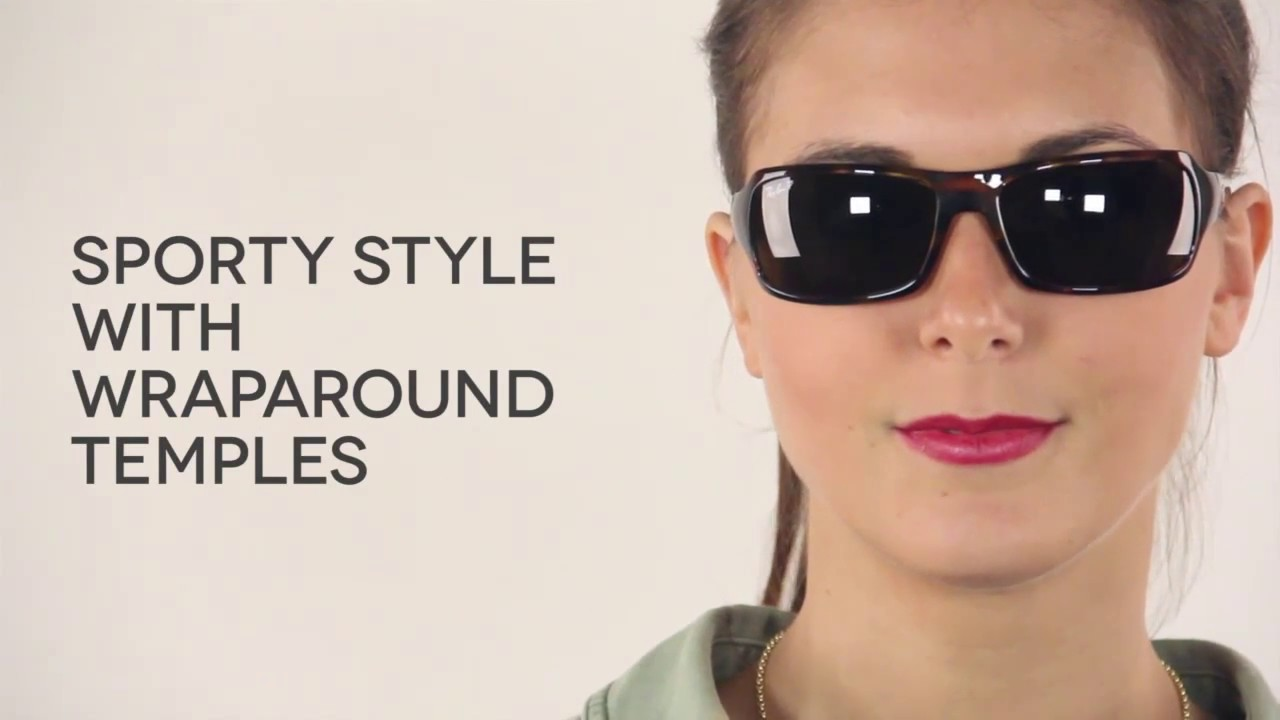 d6a0fe2eec7 Ray-Ban RB4075 Highstreet Polarized 642 57 Sunglasses Review ...