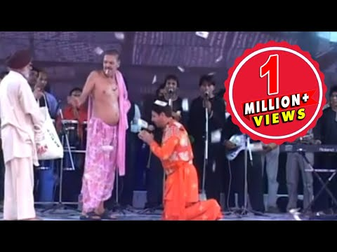 Mein Peer Nu Manaoun Chaliya By Gurdas Maan | Nakoder Live | Punjabi Sufiana