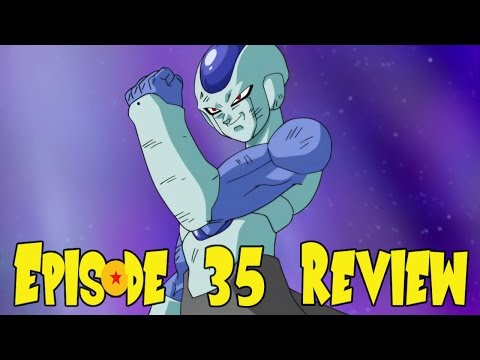 Dragon Ball Super Episode 35 Review/Episode 36 Predictions : Vegeta Vs Frost and Magetta