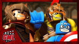 LEGO MARVEL SUPER HEROES 2 - Film complet en Francais