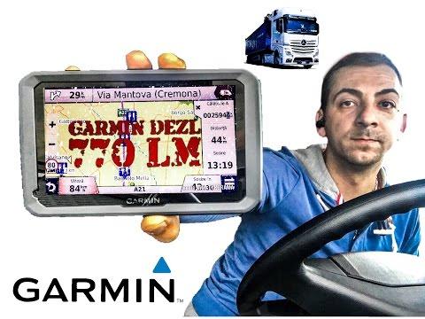 Cel mai bun Navigator Garmin Dezl 770 LM Navigator Camion
