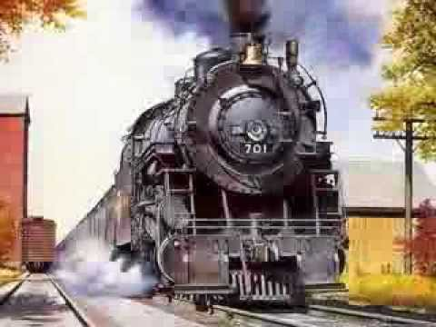 TRAIN IS A COMIN YouTube
