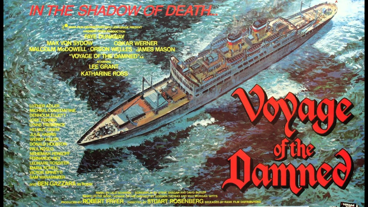 Image result for voyage of the damned 1976 you tube