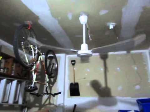 hqdefault canarm cp56 industrial ceiling fan youtube canarm industrial ceiling fans wiring diagram at n-0.co
