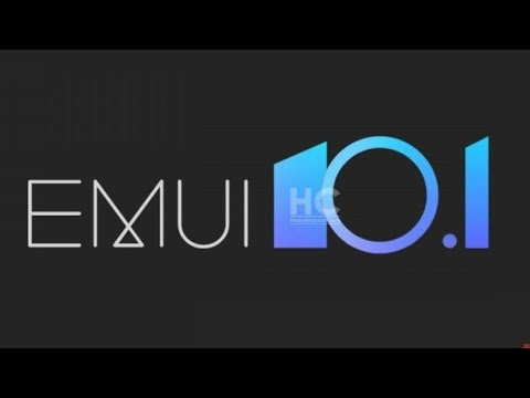 EMUI 10.1 With Multi-Windows & Visionary Experience #HuaweiP40