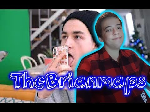 Thebrianmaps  вопрос-ответ пошёл не по плану..   Реакция   BrianMaps   Брайн Мапс