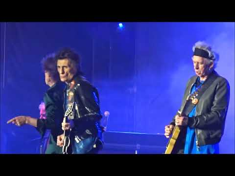 Gimme Shelter - The Rolling Stones Live in Dublin 17th May 2018
