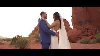~ Valley of Fire Wedding ~ Drew & Griselda Gleason   Cactus & Lace Weddings  