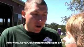 Royal Oak Farm Orchard Harvard McHenry County Illinois