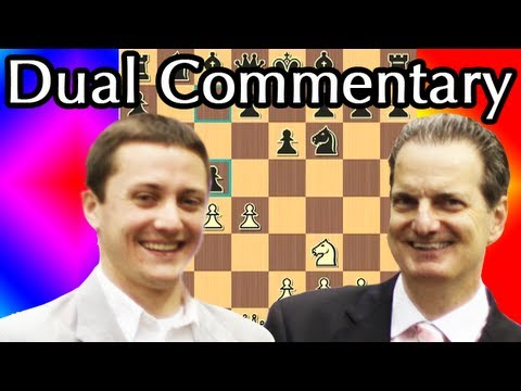 Dual Commentary: GM Ron W. Henley and NM William Stewart
