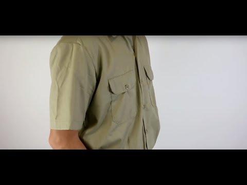 Dickies Men's 1574 Stain Release Short Sleeve Work Shirt