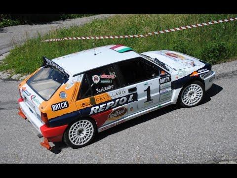 2°Raduno Rally a Velo Veronese - Auto Storiche e non..(HD)
