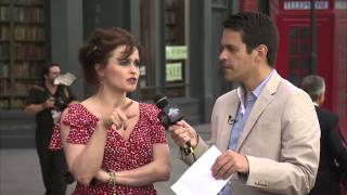 The Wizarding World of Harry Potter - Diagon Alley - Red Carpet Full Webcast