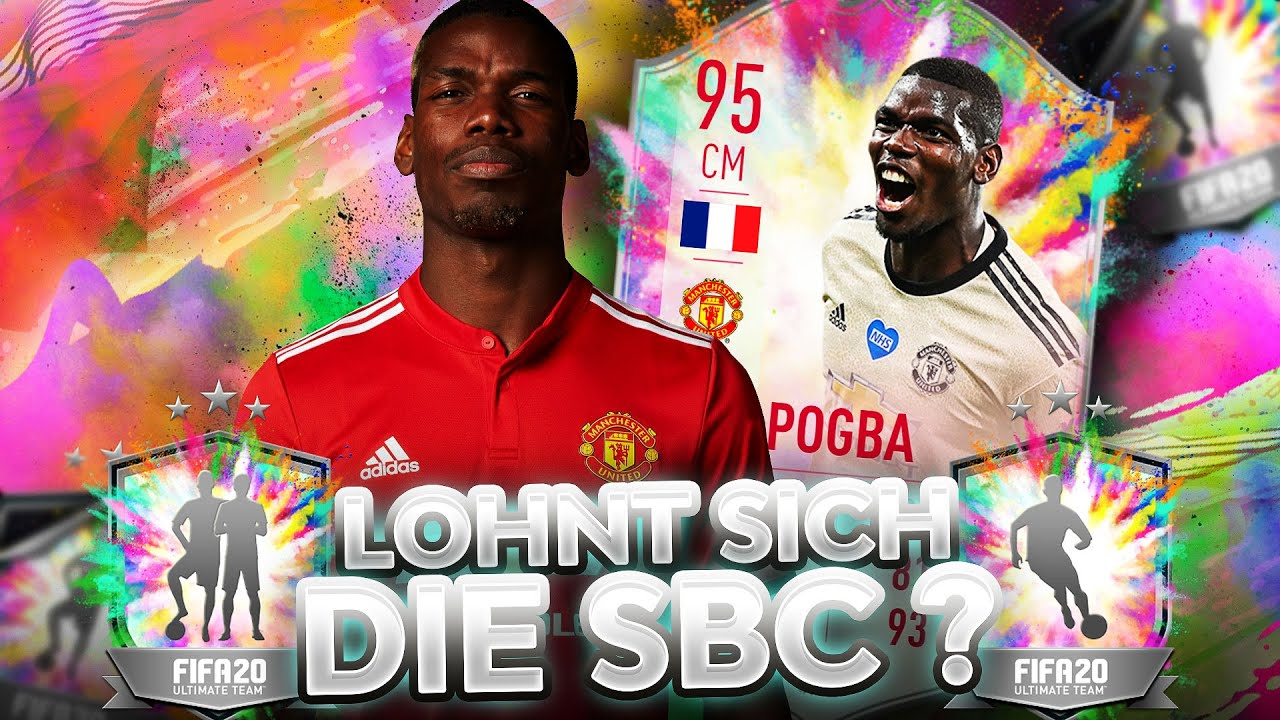 LOHNT SICH ❓ SUMMER HEAT 95 POGBA Review | FIFA 20 Ultimate Team