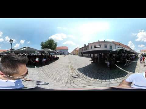 ANTIQUES FAIR IN TVRĐA — OSIJEK | 360º VR | Pointers Travel