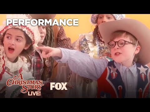 Ralphie To The Rescue Performance  A CHRISTMAS STORY