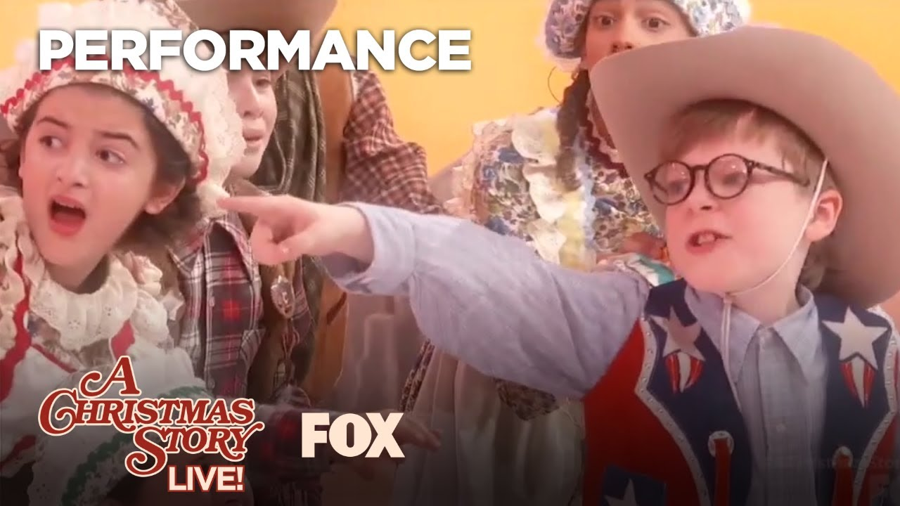 Ralphie Christmas Story.Ralphie To The Rescue Performance A Christmas Story Live