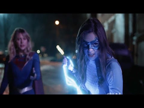 Supergirl 5x15 Kara stops Nia from killing