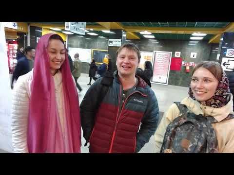Iran Tehran - Day 9 Subway (1/5)