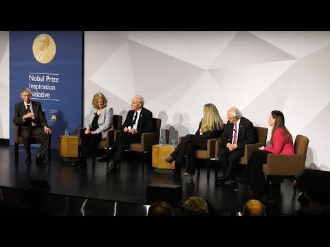 How to Approach Grand Challenges: Nobel Prize Inspiration Initiative Panel Discussion