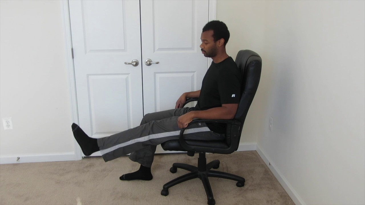 Superieur Leg Extensions Office Chair